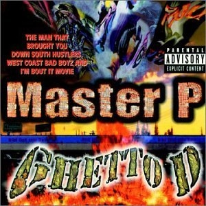 Ghetto D album cover