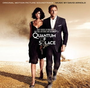 Quantum Of Solace album cover