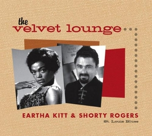 The Velvet Lounge: St. Louis Blues album cover
