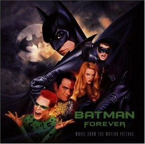 Batman Forever: Music From The Motion Picture album cover