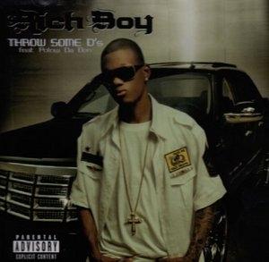 Throw Some D's (Single) album cover