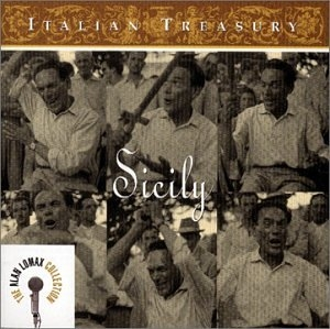 The Italian Treasury: Sicily album cover