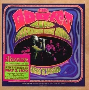 Live In Pittsburgh 1970 album cover