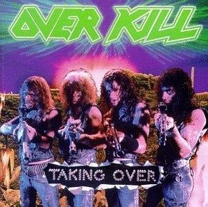 Taking Over album cover