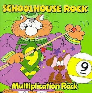 Schoolhouse Rock: Multiplication Rock album cover