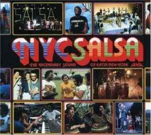 New York City Salsa, Vol.1 album cover