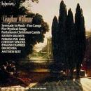 Vaughan Williams: Serenad... album cover