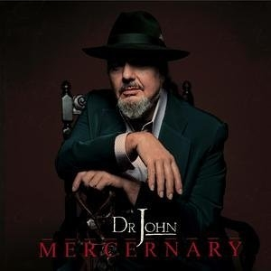 Mercernary album cover