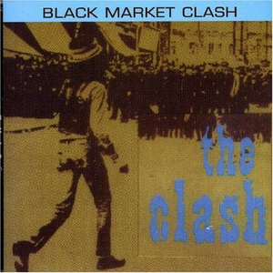 Black Market Clash album cover