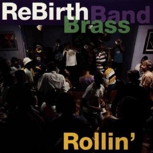 Rollin' album cover