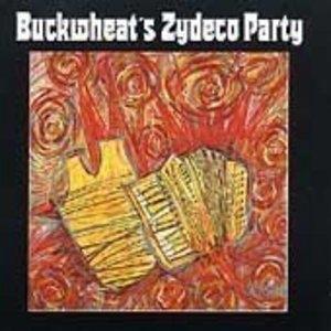 Buckwheat's Zydeco Party album cover