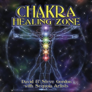Chakra Healing Zone album cover