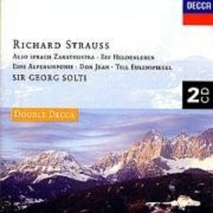 Richard Strauss Concert album cover