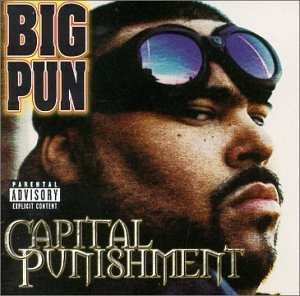 Capital Punishment album cover