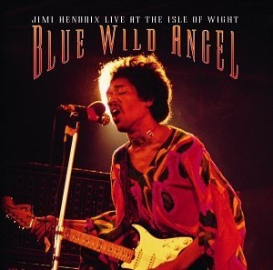 Blue Wild Angel album cover