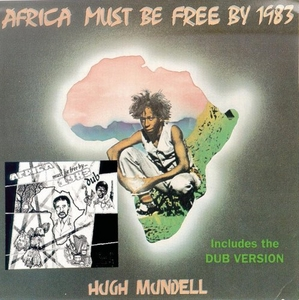 Africa Must Be Free By 1983 album cover