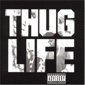 Thug Life, Volume I album cover