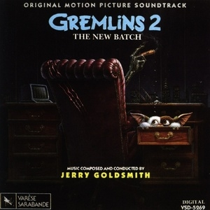 Gremlins 2: The New Batch (Original Motion Picture Soundtrack) album cover