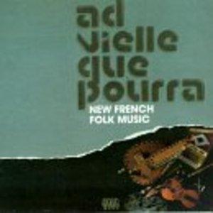 New French Folk Music album cover