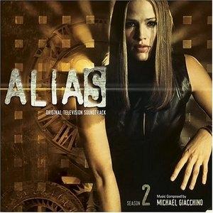 Alias, Season 2: Original Television Soundtrack album cover
