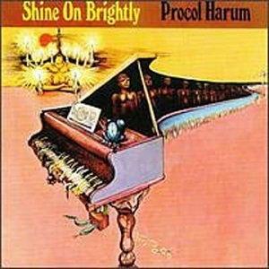 Shine On Brightly...Plus album cover