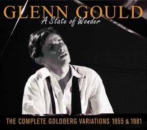 A State Of Wonder: The Complete Goldberg Variations  (1955 & 1981) album cover