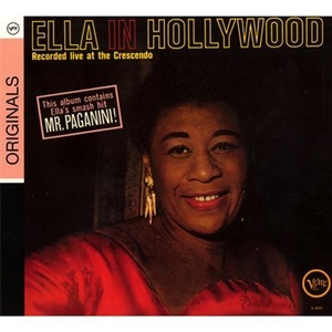 Ella In Hollywood album cover