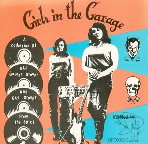 Girls In The Garage album cover