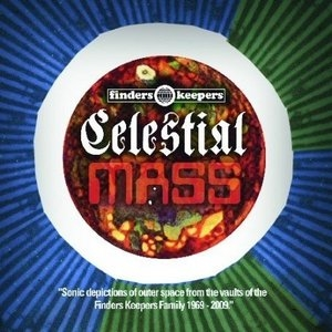 Celestial Mass album cover
