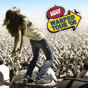 Vans Warped Tour: 2008 Compilation album cover