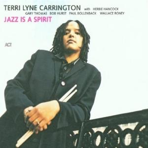 Jazz Is A Spirit album cover