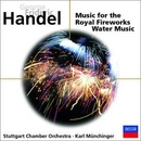 Handel: Music For The Roy... album cover