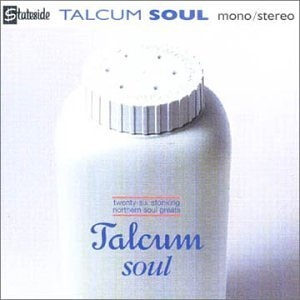Talcum Soul: 26 Stonking Northern Soul Greats album cover