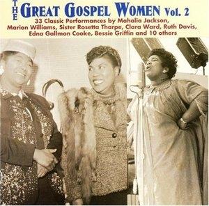 Great Gospel Women Vol.2 album cover