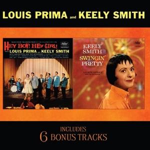 Hey Boy! Hey Girl!~ Swingin' Pretty album cover