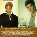 Los Idolos De Mexico album cover