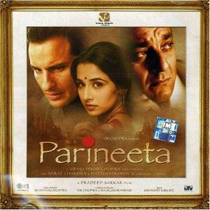 Parineeta album cover