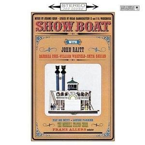 Show Boat (1962 Studio Cast Recording)  album cover