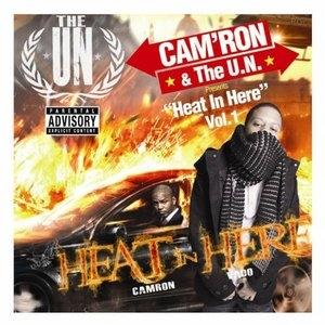 Heat In Here, Vol.1 album cover
