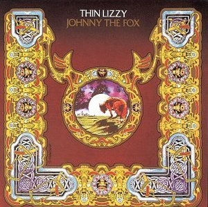 Johnny The Fox album cover