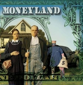Moneyland album cover