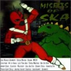 Misfits Of Ska album cover