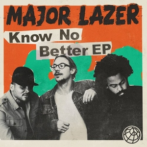 Know No Better EP album cover