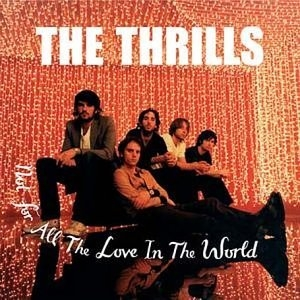 Not For All The Love In The World (Single) album cover