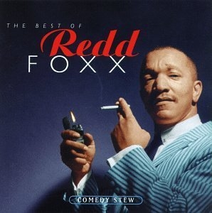 The Very Best Of Redd Foxx: Comedy Stew album cover