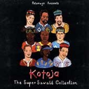 Putumayo Presents: The Super Sawalé Collection album cover