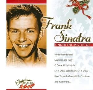 Christmas Legends album cover