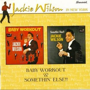 Baby Workout & Somethin' Else!! album cover