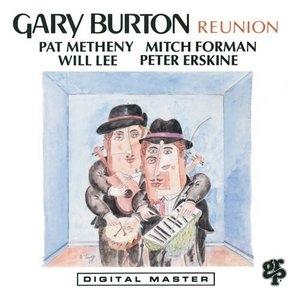 Reunion album cover