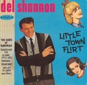 Little Town Flirt album cover